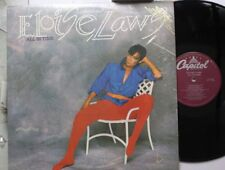 Soul Promo Lp Eloise Laws All In Time On Capitol (Promo)