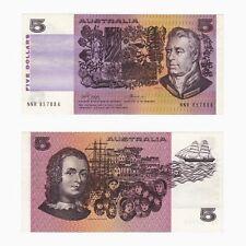 AUSTRALIA - 5 Dollars from 1974 - Pick ref: 44a - EF.