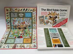 The Bird-Table Board Game VINTAGE