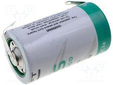 SAFT LS33600CNR 3,6V 17Ah Batteria al Litio con lamelle a saldare