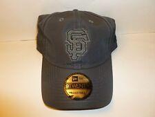 San Francisco Giants New Era 9TWENTY Adjustable Baseball Cap Hat (MEN One-Size)