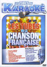 Les Tubes du Karaoke : Les Tubes de la Chanson Française (DVD)