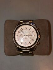 Ladies Blair Chronograph Michael Kors Watch MK5263 Rose Gold