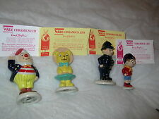 WADE NODDY SET. STYLE 2. 1997-1999. WITH CERTIFICATES.