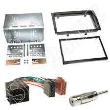 2-din Autoradio Pannello Radio Cavo Adattatore ISO FIAT DUCATO ab07 telaio di montaggio set