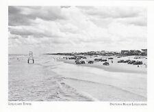 (P013) Postcard - Daytona Beach Lifeguard Tower (modern postcard)