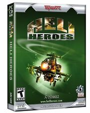 Heli Heroes (PC CD Game) Brand * New * & Factory Sealed, FREE US FIRST CLASS SHI