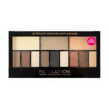 Makeup Revolution LIGHT & SHADE Palette Ultra Eye Contour 14g Free Shipping
