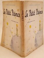 ANTOINE DE SAINT EXUPERY LE PETIT PRINCE 1969 RISTAMPA PRIMA EDIZIONE FRANCESE
