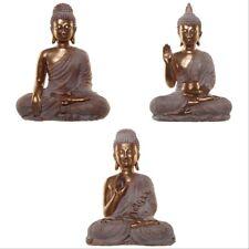 Large Thai Meditating Buddha Figurine Ornament Statue Sculpture Buddhas Figures