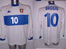 ITALIA ITALIA BAGGIO KAPPA Maglia Jersey Calcio in adulto XL top vintage L/S