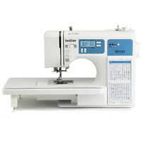 Brother Sewing Machine XR1355 130-Stitch Computerized Sewing Machine with Font