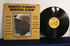 Roberto Clemente Memorial Album, Pittsburgh Pirates,Triple B Records T 1001,1973