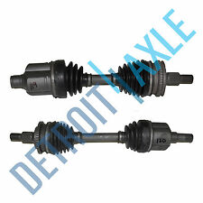 Complete Front Driver and Passenger Side CV Axle Shaft - w/ ABS - Made in USA