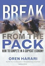 Break From the Pack: How to Compete in a Copycat E