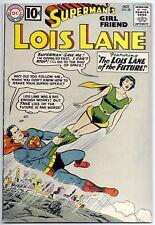 Superman's Girl Friend, Lois Lane #28 Fine+ (6.5) Oct 1961