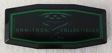BATMAN FOREVER ARMITRON COLLECTIBLES LUMINOUS DIAL BATMAN WATCH