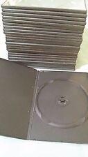 25 SLIM 7 mm Singolo DVD Casi