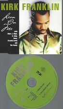 CD--KIRK FRANKLIN UND MARY J. BLIGE, R. KELLY, BONO,--LEAN ON ME