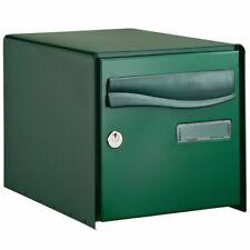 Decayeux 30 x 30 x 41 cm Boîte aux Lettres - Verte