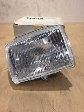 YAMAHA IT200,250,490 TT225,600, TY350 18A-84120-00-00 NEW HEADLIGHT LENS 20-053