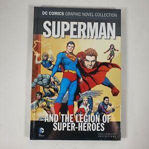 Superman The Legion of Super-Heroes Volume 73 DC Comics Graphic Novel NEW SEALED