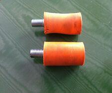 Treadmill Elastomer 000767- D Set 2 Replacement Parts Horizon Fitness Machines V