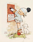 Mabel Lucie Attwell This Ones For You Dear Canvas Print 16 x 20     # 6135