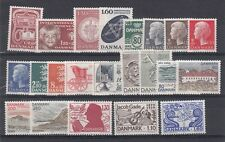 Danimarca/Denmark  1979 annata completa 22 V Mnh