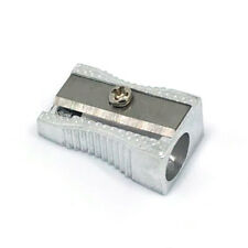 Mini Single hole beveled metal pencil sharpener Standard Pencil Cutting M SM