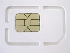 100pcs lot writable programmable Blank SIM USIM Card 4G LTE WCDMA GSM FF 3FF 4FF