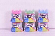 Lot Of 6 Kinetic Sand Rainbow Unicorn 5 oz Multicolored Sand