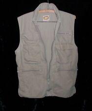 Banana Republic Mill Valley 1986-87 Vintage Cotton Bush Vest XS Safari Cargo