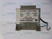 Diversey Me6536B Isolating Transformer *Used*
