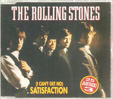 """THE ROLLING STONES """"(I Can't Get No) Satisfaction"""" CD London Records"""
