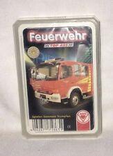 """ASS Altenburger Spielekarten """"Feuerwehr"""" von 2003, Artikel-Nr. 718631, neu + OVP"""