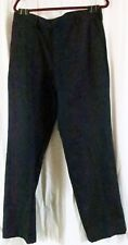 Izod Golf Classic Pants 34X32 Black Polyester