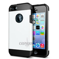 iPhone X 8 7 Plus Heavy Duty Tough Armor Case Cover for iPhone 6S 5S Shockproof
