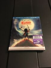 Kubo and the Two Strings (Blu-ray/DVD, 2016, 2-Disc Set, Includes Digital...