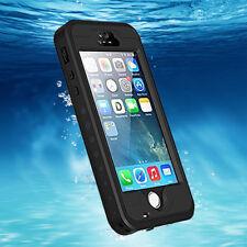 iPhone 5/5S/SE Wasserdicht Handytasche Schutz Hülle Bumper Case Cover Etui DHL