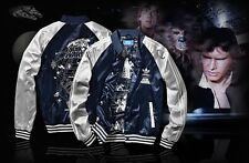 Adidas Originals Star Wars Jacket Satin Bomber Jacket All  Size's Avalible
