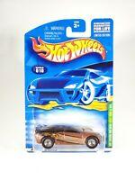 2001 Hot Wheels Treasure Hunt Series Pontiac Rageous Real Riders 1/64 Diecast