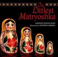The Littlest Matryoshka-ExLibrary