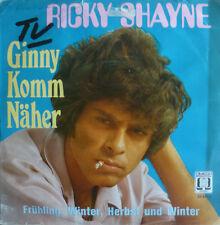 "7"" 1971 NL-PRESS RARE ! RICKY SHAYNE : Ginny komm näher // VG+? \"