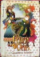 I quattro misteri libro Fairy Oak fantasy ragazzi bambini avventura Witch Gnone