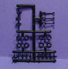 HO/HOn3 ROUNDHOUSE SHAY LOCOMOTIVE PART(S) MDC-32 CRANKSHAFT & U-JOINTS SPRUE