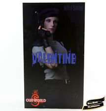 IN STOCK 1/6 Jill Valentine Resident Evil Figure Biohazard Wesker Toys Hot USA