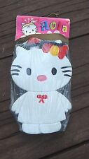 Rare Mexican Hola Katty Clone Hello Kitty Plastic Thermo/Bottle New (Mexico)