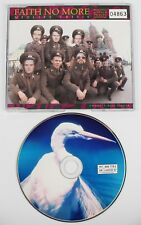FAITH NO MORE Midlife Crisis CD single ltd no'd UK 1992 (Disc EX+)