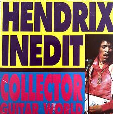 Hendrix CD Hendrix Inédit Collector Guitar World - Promo - France (VG/VG+)